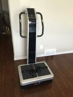 Power Core Fitness Vibration Machine - Costs $3125 New