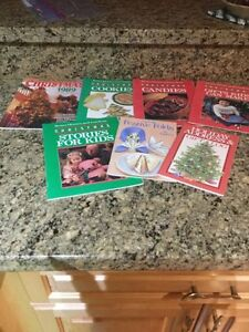 1980's Set of Christmas Magazines