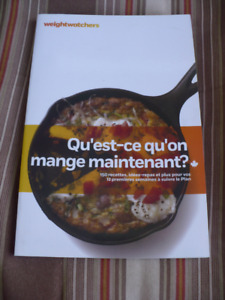 QU'EST-CE QU'ON MANGE MAINTENANT ? WEIGHT WATCHERS