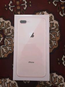 iPhone 8 Plus (Rose Gold) 64GB