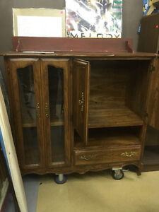 Upright Entertainment Unit - priced to clear!