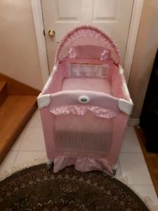 Parc pour bébé Graco/ baby playpen+ sac de transport