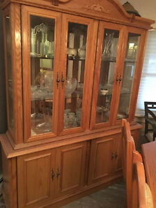 FREE matching end table with hutch purchase