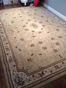 Empire rug 78 1/4'' x 113 1/4 '' in great shape