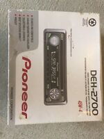 Brand new in the box PIONEER CD PLAYER