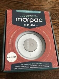 Marpac Dohm Connect NEW IN BOX! White noise machine