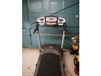 """AS NEW"" BREMSHEY TREADMILL"