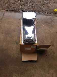 Oil pan and headers make a offer