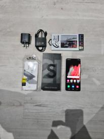 1 Week Old Rrp £1179 Samsung S21 Ultra 128GB Unlocked 5G S Twenty One