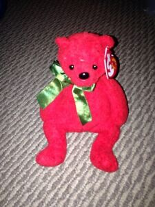 Mistletoe Ty beanie baby with tags price firm London Ontario image 1