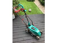 Bosch Rotak Mower and Trimmer