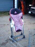 High chair - need gone
