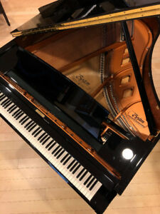 NEW Boston 178 Grand Piano Designed by Steinway and Sons