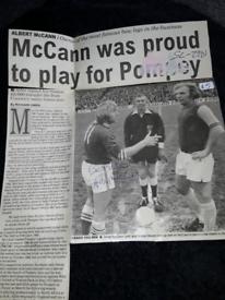 ALBERT MC CANN PORTSMOUTH FC