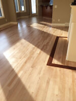 Wanted HARDWOOD SAND & FINISHER / INSTALLER  EXPERIENCE ONLY