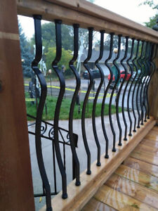 WANTED,...just one railing like this