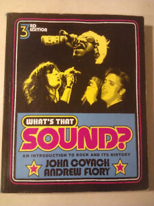 What's That Sound? An Introduction to Rock and its History 3rdED