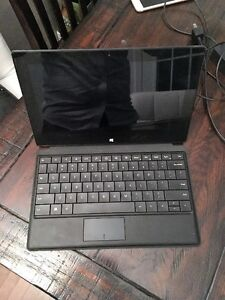 Microsoft Surface Pro 64GB Tablet with Black Touch cover
