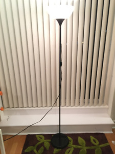 IKEA floor lamps set of 3 perfect for living or bedroom