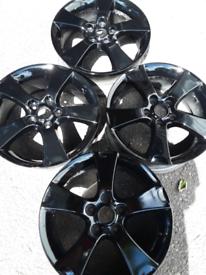 "17"" Mazda 3, 5, 6 alloy wheels (073)"