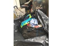 Massive bag of baby clothes 0-12 months