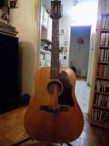 1965/66 Gibson 12 String Flat Top