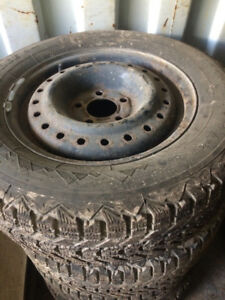 Great condition winter tires!!!