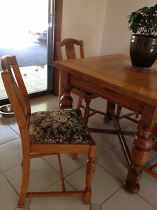 Eight antique chairs North Shore Greater Vancouver Area image 2