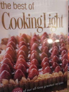 FABULOUS NEW--STILL SEALED--THE BEST OF LIGHT COOKING