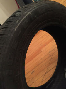 Winter Tires (4) 215 60R16 95T