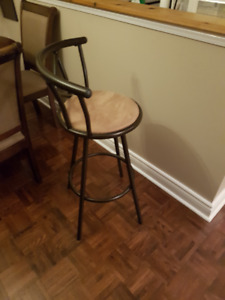 Bar Stools/Chairs (set of 2)