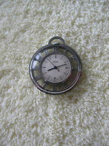 A Most Unusual LADIES' PENDANT-STYLE CHRONEX DESIGNER WATCH