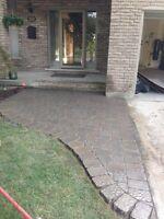 Interlocking brick leveller required