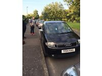 Exclusive Audi A2 1year MOT £1200 ONO