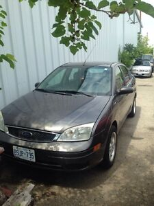 Ford Focus 2006 low kms