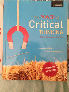 SELLING: THE POWER OF CRITICAL THINKING