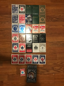 Playing Cards/Gaff Decks/Magic Accessories *Great Value!*