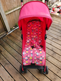 Mothercare nanu stroller vgc