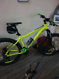 VooDoo Wazoo Mountain Bike with Service Plan an accessories