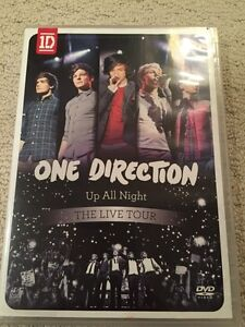 One direction up all night DVD Strathcona County Edmonton Area image 1