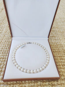 Beautiful Freshwater Pearl Strand Necklace - $175