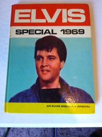 Elvis Presley Special Annuals
