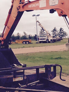 Digger Derrick and Backhoe Services. Tonka Contracting LTD Strathcona County Edmonton Area image 10