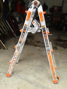 New Little Giant Xtreme Aluminum Ladder
