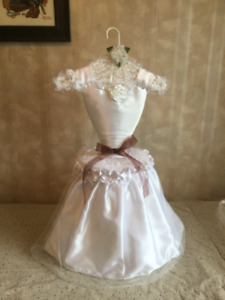 Wedding Dress Gift Card Container