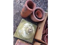 FREE garden pots, ceramic and concrete items et