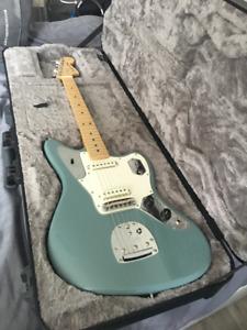 Fender Jaguar American Professional- Mint Condition- Sonic Grey