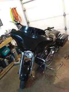 Mint condition 2007 Harley Davidson Street Glide