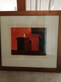 Print Limited edition signed by artist