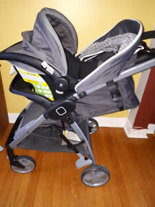 Safety 1st Step and Go Travel System 2